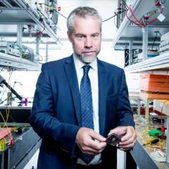 Prof Ben Eggleton